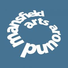 ArtsAroundMansfield Identity Design
