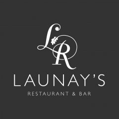 Launay's Restaurant Brand Design