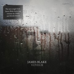 James Blake Record Sleeve Design