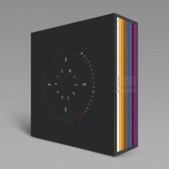 Miles Davis – Aura Deluxe Vinyl Box Set Design